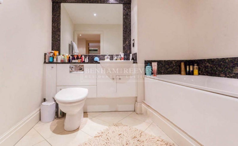 2 bedroom(s) flat to rent in Aspect court, Imperial Wharf, SW6-image 9
