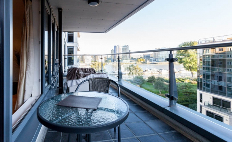 2 bedroom(s) flat to rent in Aspect court, Imperial Wharf, SW6-image 11