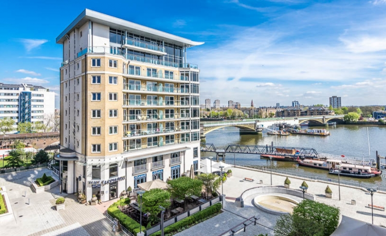 2 bedroom(s) flat to rent in Aspect court, Imperial Wharf, SW6-image 12