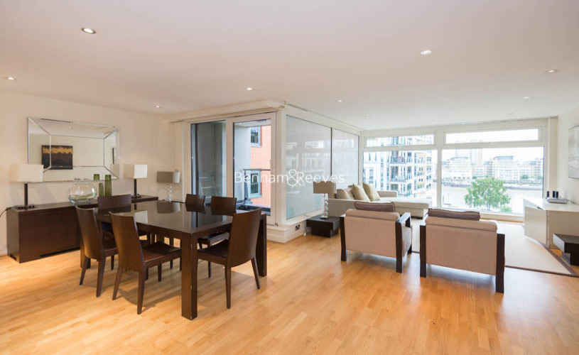 3 bedroom(s) flat to rent in Lensbury Avenue, Imperial Wharf, SW6-image 3