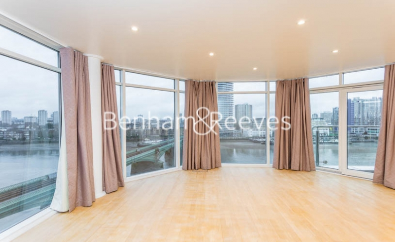3 bedroom(s) flat to rent in Waterside Tower, Imperial Wharf, SW6-image 1
