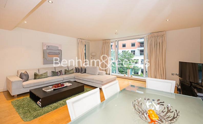 2 bedroom(s) flat to rent in Marina Point, Imperial Wharf, SW6-image 1