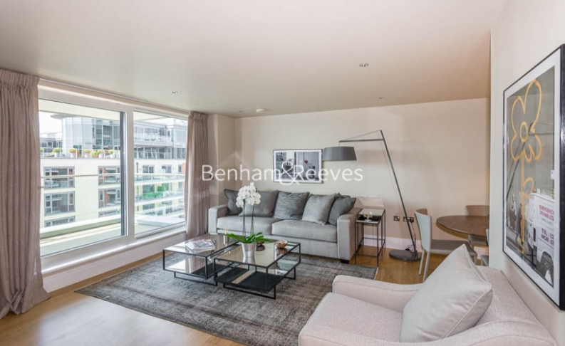 2 bedroom(s) flat to rent in Lensbury Avenue, Fulham, SW6-image 1