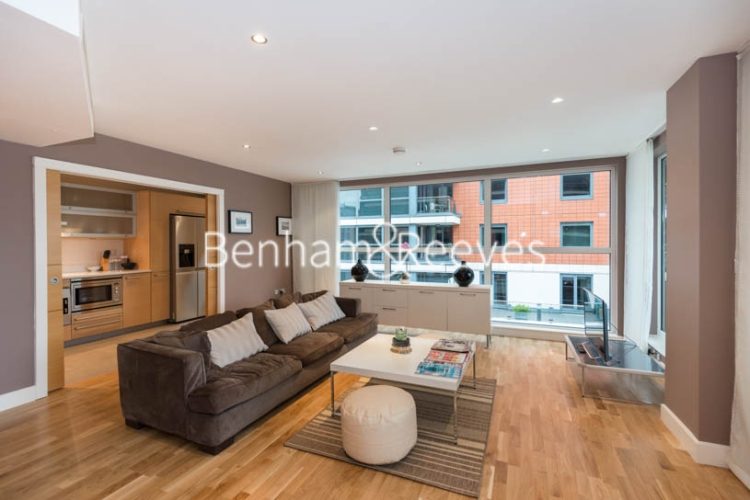 3 bedroom(s) flat to rent in Imperial Wharf, Fulham, SW6-image 1