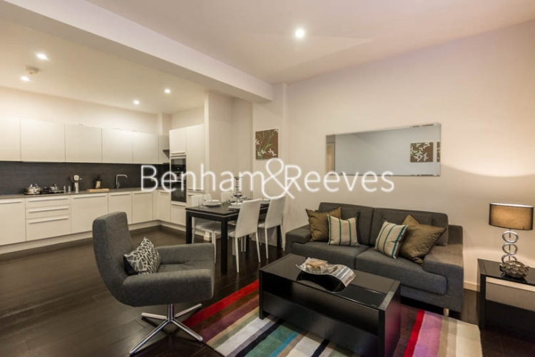 1 bedroom(s) flat to rent in Drummond Way, Highbury and Islington, N1-image 1