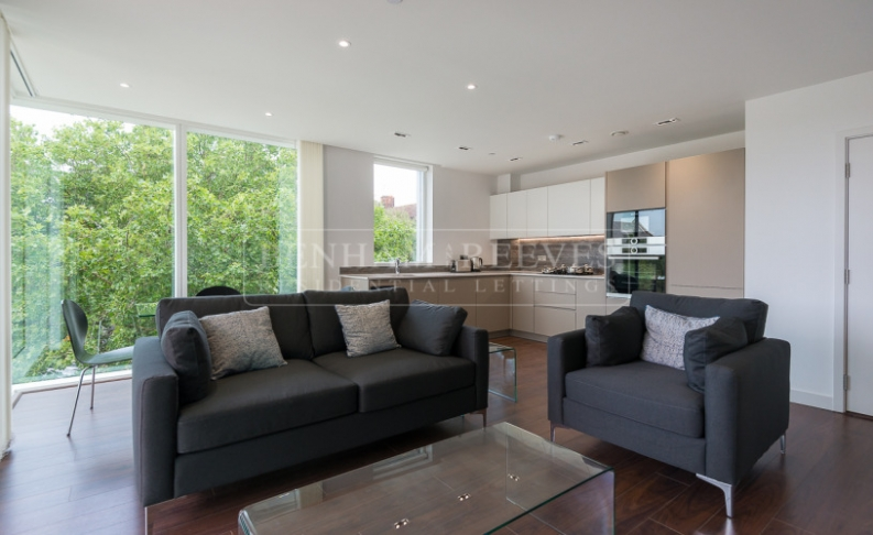 1 bedroom(s) flat to rent in Woodberry Down, Highgate, N4-image 3