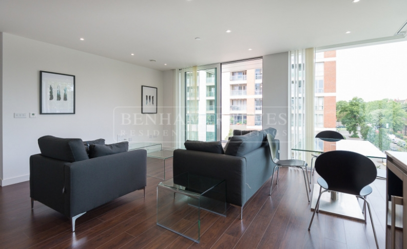 1 bedroom(s) flat to rent in Woodberry Down, Highgate, N4-image 5