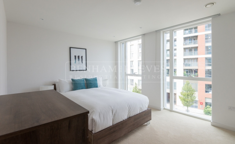 1 bedroom(s) flat to rent in Woodberry Down, Highgate, N4-image 7