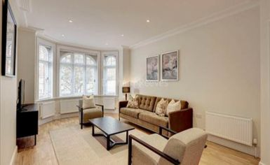 1 bedroom(s) flat to rent in Hamlet Gardens, Ravenscourt Park, W6-image 1