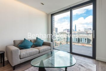 1 bedroom(s) flat to rent in Leman Street, Aldgate, E1-image 1