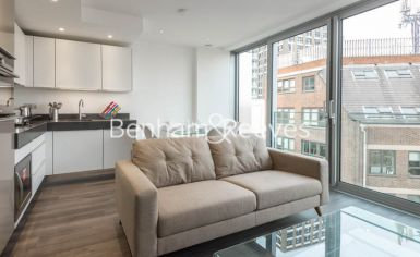 Studio flat to rent in Alie Street, Aldgate, Wapping, E1-image 2