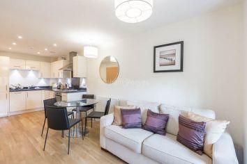 1 bedroom(s) flat to rent in Mercury House, Ewell, KT17-image 1