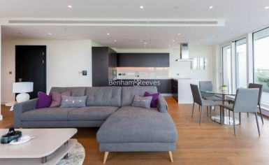 3 bedroom(s) flat to rent in Vista Chelsea Bridge, Nine Elms, SW11-image 1