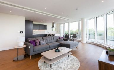 3 bedroom(s) flat to rent in Vista Chelsea Bridge, Nine Elms, SW11-image 2