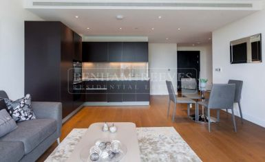 1 bedroom(s) flat to rent in Valetta House, Queenstown Road, SW11-image 1