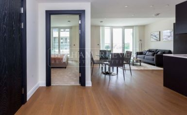 1 bedroom(s) flat to rent in Valetta House, Queenstown Road, SW11-image 3