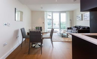 1 bedroom(s) flat to rent in Valetta House, Queenstown Road, SW11-image 4