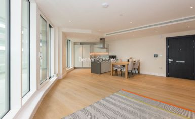 1 bedroom(s) flat to rent in Chelsea Bridge Vista, Battersea, SW11-image 1