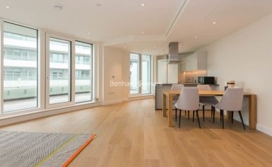 1 bedroom(s) flat to rent in Chelsea Bridge Vista, Battersea, SW11-image 2