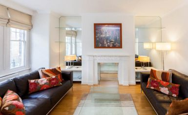 1 bedroom(s) flat to rent in The Marlborough, Walton Street, Chelsea, SW3-image 1