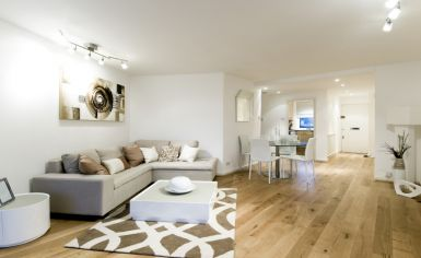 1 bedroom(s) flat to rent in Stevenage Road, Fulham, SW6-image 1