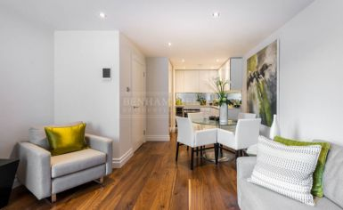 1 bedroom(s) flat to rent in The Hansom, Bridge Place, Victoria, SW1-image 1