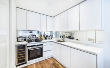 1 bedroom(s) flat to rent in The Hansom, Bridge Place, Victoria, SW1-image 2
