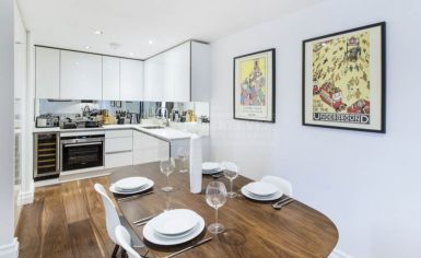 1 bedroom(s) flat to rent in The Hansom, Bridge Place, Victoria, SW1-image 3