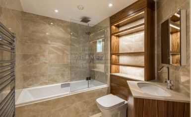 1 bedroom(s) flat to rent in The Hansom, Bridge Place, Victoria, SW1-image 5