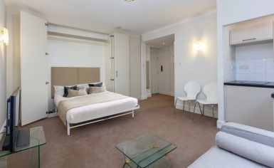 Studio flat to rent in Sloane Avenue Mansions, Chelsea, SW3-image 5