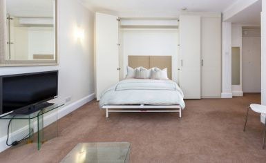 Studio flat to rent in Sloane Avenue Mansions, Chelsea, SW3-image 6