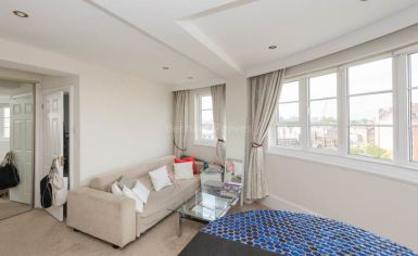 Studio flat to rent in Sloane Avenue Mansions, Sloane Avenue, Chelsea, SW3-image 1
