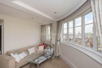 Studio flat to rent in Sloane Avenue Mansions, Sloane Avenue, Chelsea, SW3-image 2