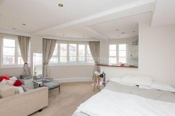 Studio flat to rent in Sloane Avenue Mansions, Sloane Avenue, Chelsea, SW3-image 3