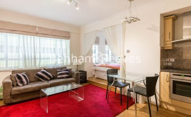 Studio flat to rent in Nell Gwynn House, Sloane Avenue, Chelsea, SW3-image 1