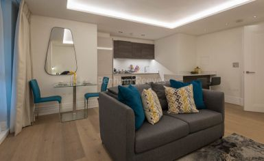 Studio flat to rent in Kensington Gardens Square, Bayswater, W2-image 1