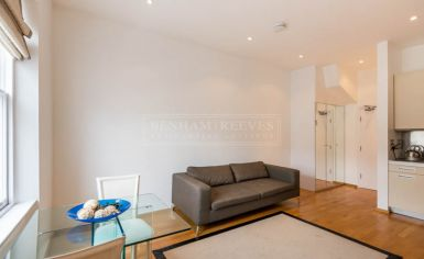 Studio flat to rent in St. Stephen Gardens, Bayswater, W2-image 1