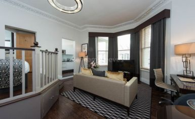Studio flat to rent in Stanhope Gardens, Kensington, SW7-image 1