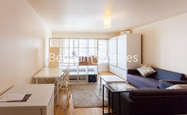 Studio flat to rent in Heritage Avenue, Colindale, NW9-image 1