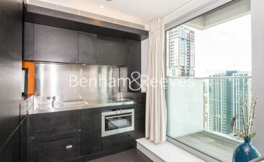 Studio flat to rent in Pan Peninsula West, Canary Wharf, E14-image 9