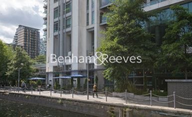 Studio flat to rent in Pan Peninsula West, Canary Wharf, E14-image 12
