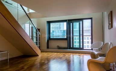2 bedroom(s) flat to rent in Discovery Dock, Canary Wharf, E14-image 7
