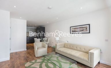 1 bedroom(s) flat to rent in Mellor House, Canary Wharf, E14-image 1