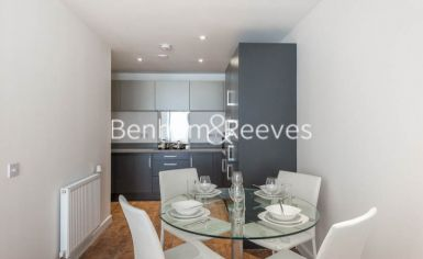 1 bedroom(s) flat to rent in Mellor House, Canary Wharf, E14-image 2