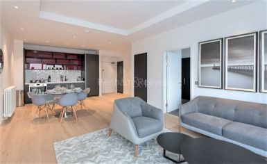 1 bedroom(s) flat to rent in Grantham House, Botanic Square, E14-image 1