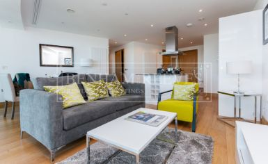 2 bedroom(s) flat to rent in Arena Tower, Canary Wharf, E14-image 2