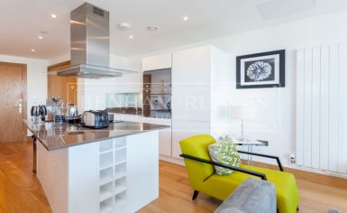 2 bedroom(s) flat to rent in Arena Tower, Canary Wharf, E14-image 4