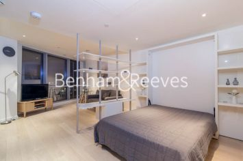 Studio flat to rent in Charrington Tower, Providence Wharf, E14-image 3