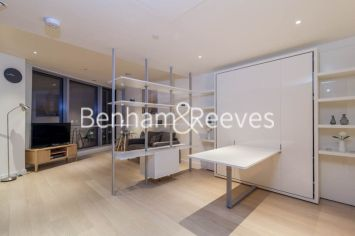 Studio flat to rent in Charrington Tower, Providence Wharf, E14-image 13