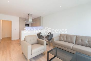 1 bedroom(s) flat to rent in Arniston Way, Canary Wharf, E14-image 1